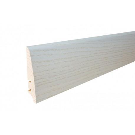 Плінтус підлоговий Дуб Touch, лак, 78х18х2200 мм